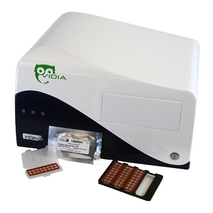 Vidia Microarray Imaging System